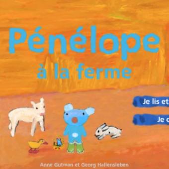 Livre interactif pour enfants