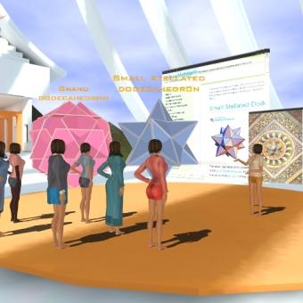 Virtual Life – Projet Européen de Recherche